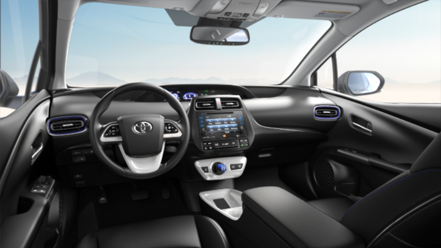 2016 toyota prius redesigned will start at 25 995 in canada page 5 forums for Toyota prius moonstone interior