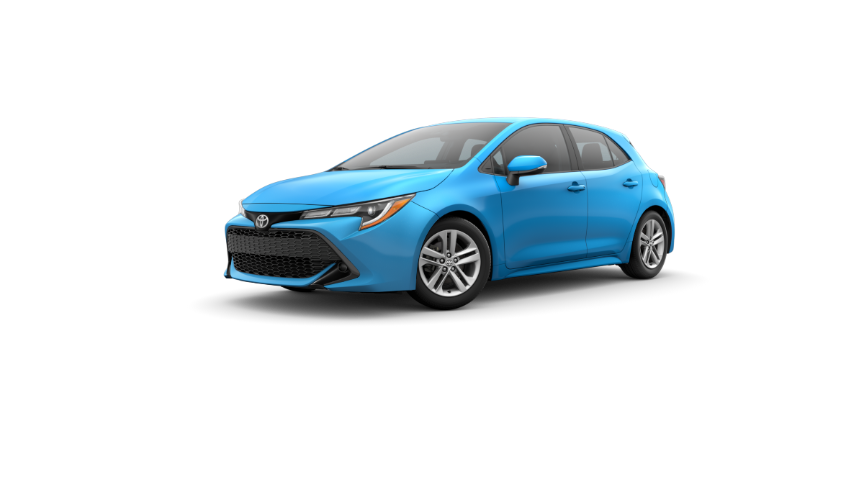 2019 Toyota Corolla Hatchback Owners Manual And Warranty Toyota Owners