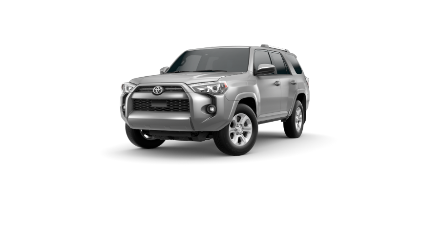2020 Toyota 4runner Owners Manual And Warranty Toyota Owners