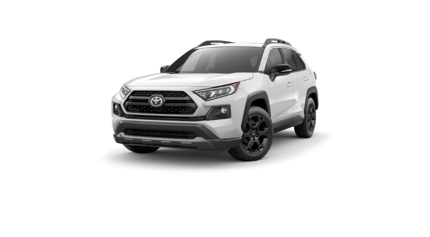Toyota TRD RAV4 Model