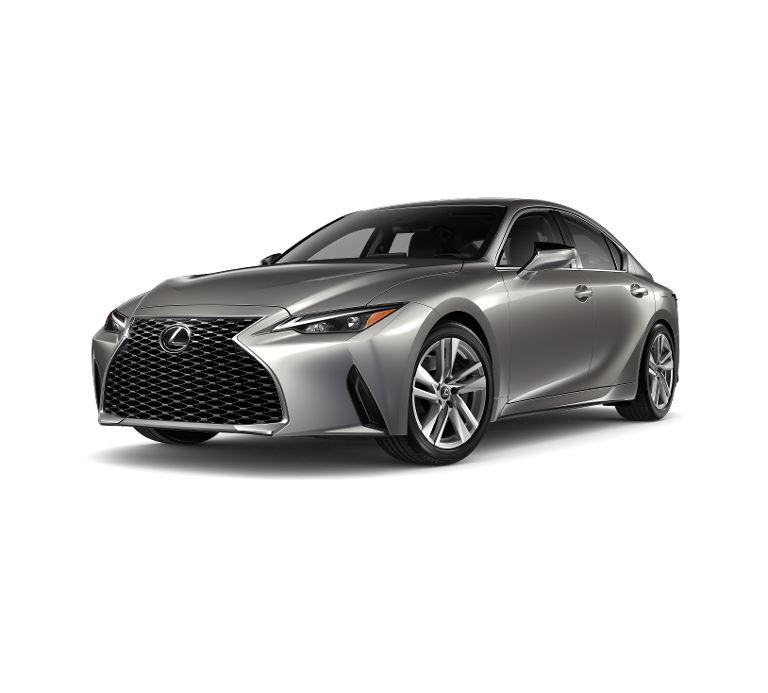 New 2021 Lexus IS 300