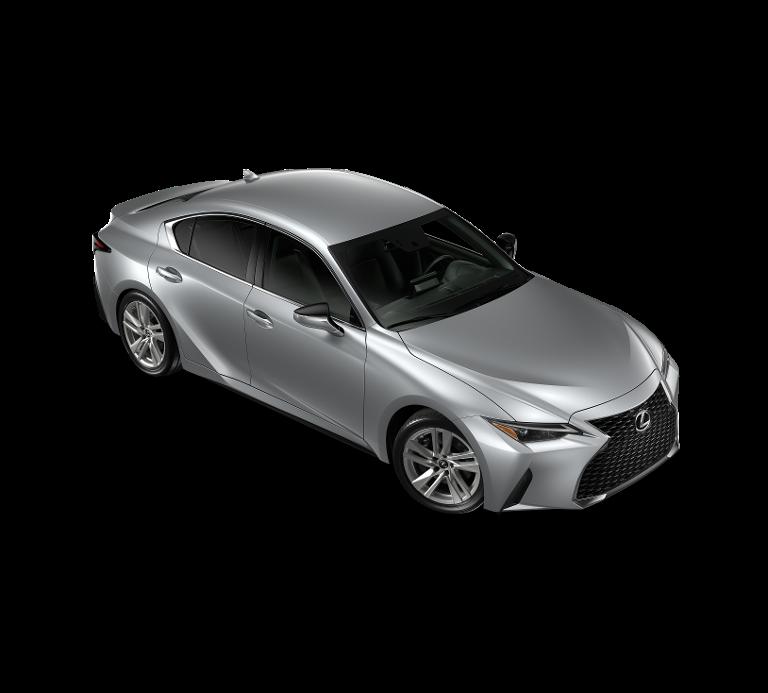 New 2021 Lexus IS 300 AWD