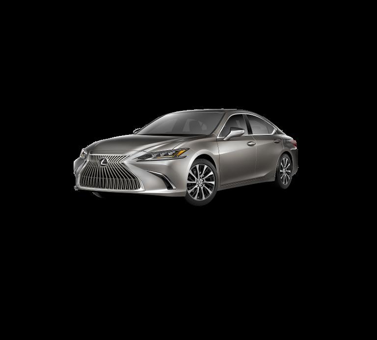 New 2021 Lexus ES 250 AWD