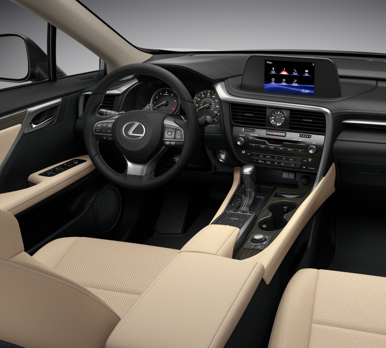 New 2021 Lexus RX 350