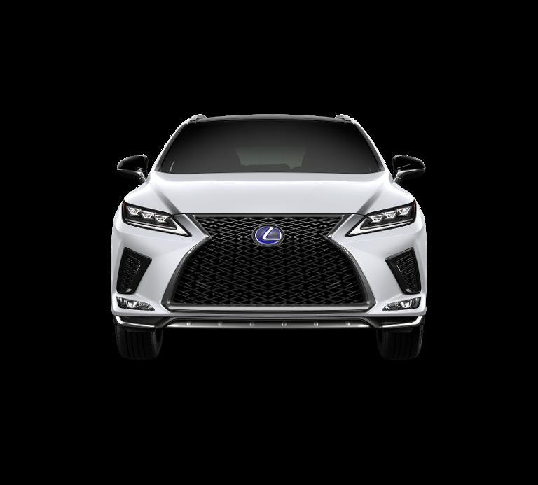 New 2021 Lexus RX 450h AWD