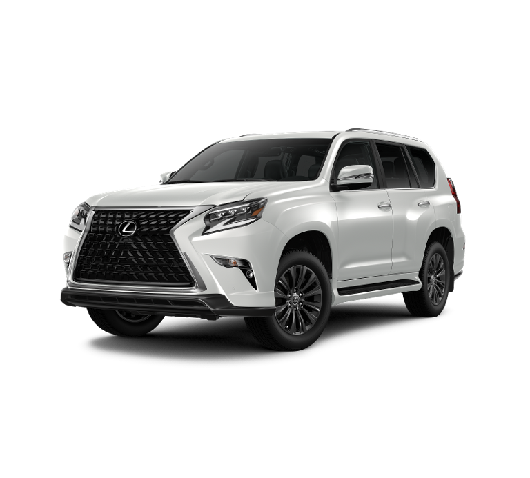 New 2021 Lexus GX 460 Luxury