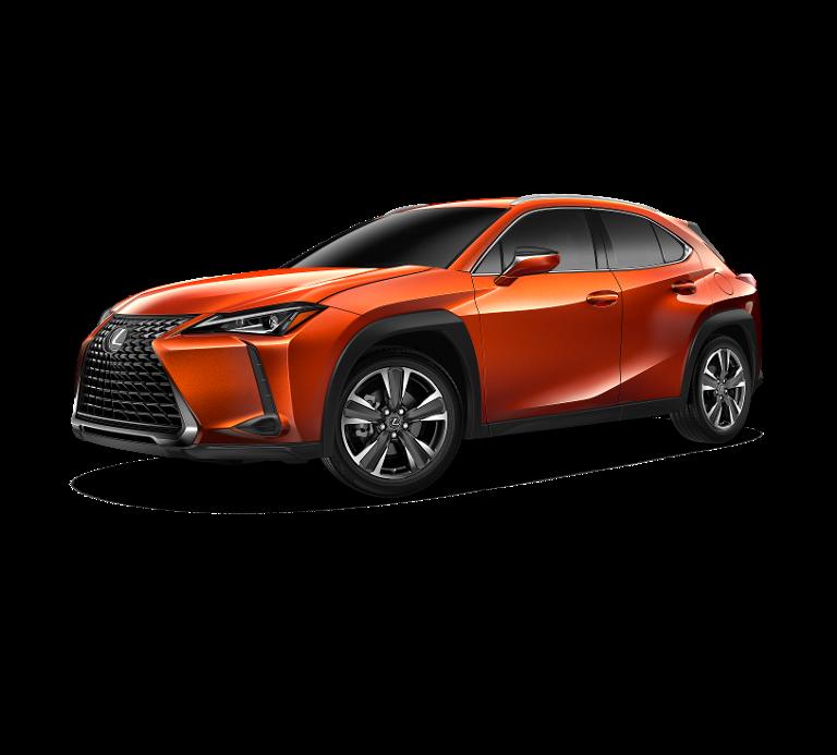 New 2021 Lexus UX 200