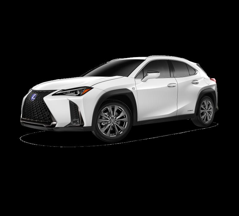 New 2021 Lexus UX 250h F SPORT AWD