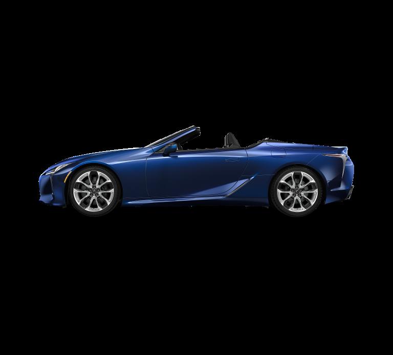 New 2021 Lexus LC 500 Convertible