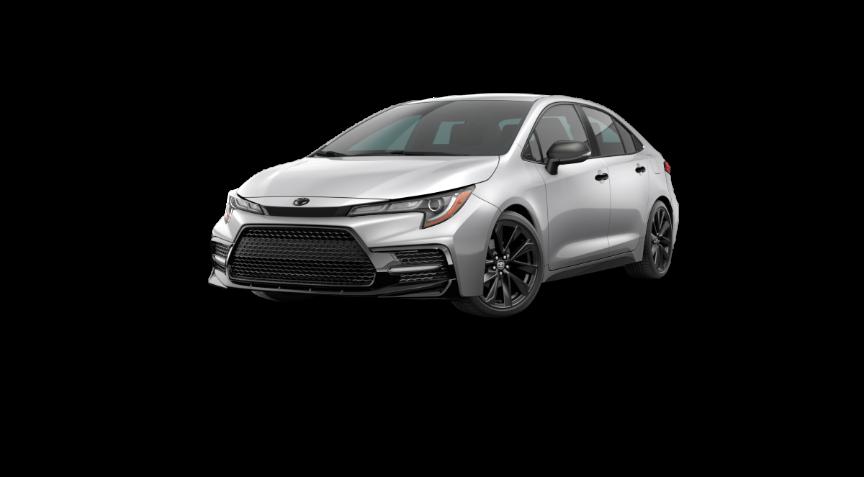 2021 Toyota Corolla near Bradfordville, FL