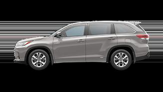 2019 Toyota Highlander Hybrid LE