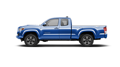 2017 toyota tacoma trd sport configurations. Black Bedroom Furniture Sets. Home Design Ideas
