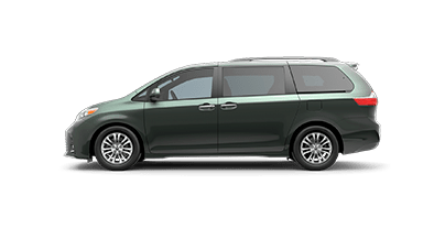 2019 Toyota Sienna XLE With Auto Access Seat